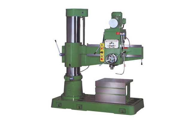 TF Series - Radial Drilling Machine