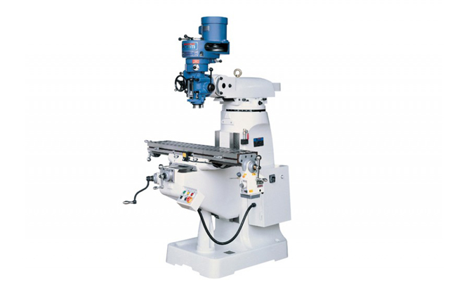 Knee Type Vertical Milling Machine