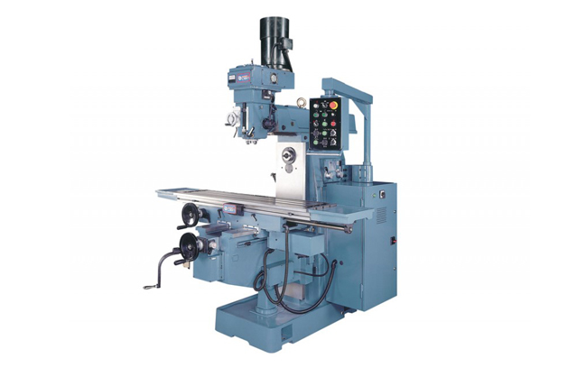 CNC Vertical & Horizontal Milling Machines